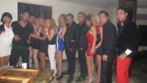 استخرپارتی و مهمانیهای شبانه در تهران