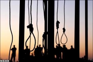 عکس دار اعدام