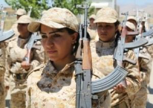 نبرد کردها با داعش