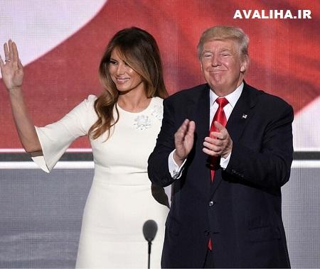 عکس ترامپ